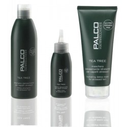 Antistresová rada Palco Tea Tree šampón 250 ml + maska 200 ml + lotion 75 ml