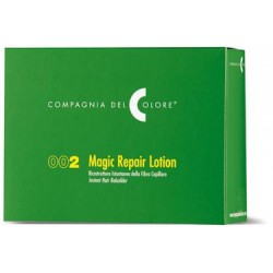 Regeneračné ampulky Compagnia Del Colore Magic Repair Lotion 12 x 10 ml