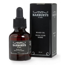 Olej na fúzy Hairgum Beard Oil Mint Vanila 40 ml