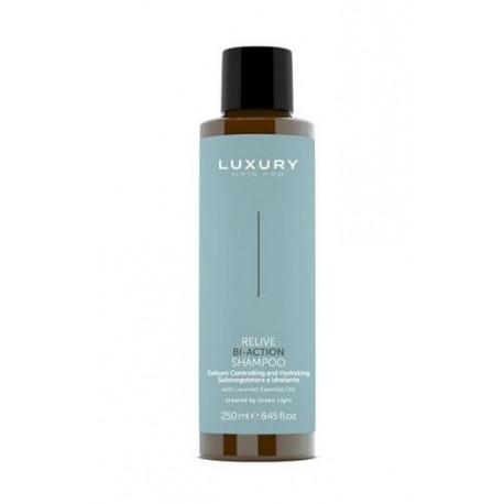 Šampón s dvojitým účinkom Green Light Luxury Relive 250 ml